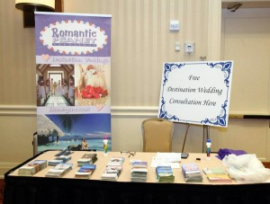 Romance Travel Show Exhibitors - Romantic Planet Vacations