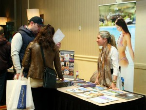 Romance Travel Show Honeymoons