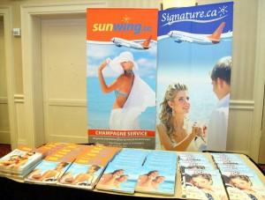 Romance Travel Show Sponsorship