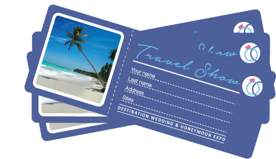 2015 Romance Travel Show Tickets